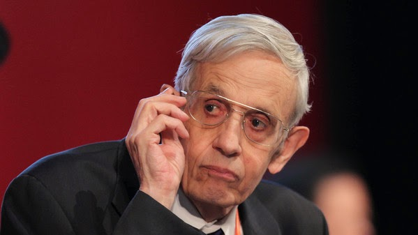 John Forbes Nash Jr. Dead in Car Crash, with his wife Alicia