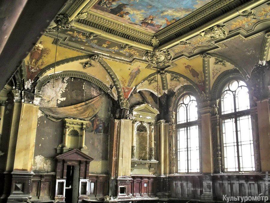 В Одессе обрушился фасад старинного дома, под завалами могут быть люди - Цензор.НЕТ 3254