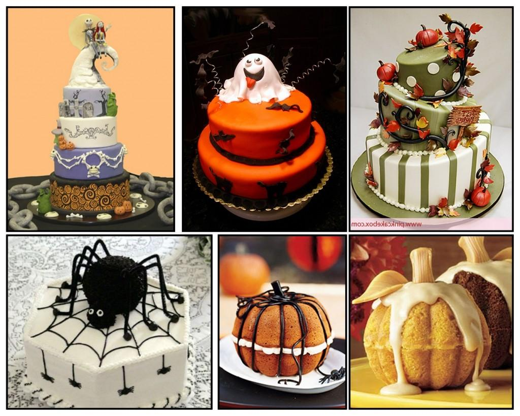 Wedding Cake for Halloween