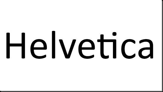 font terbaik untuk membuat surat lamaran