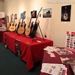 Excelentes instrumentos y materiales afines a la música y la guitarra en esta Exposición en la que el público ha podido disfrutar de interesantes novedades, probar las guitarras, participar en una Cata de Cuerdas, admirar las obras artísticas…
