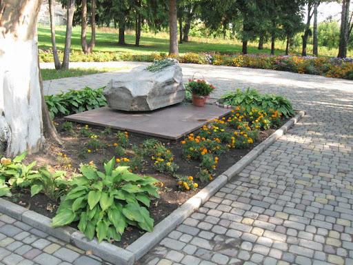могила Григория Сковороды