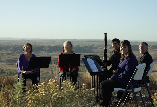 CSU Pueblo Music Faculty at Libery Point in Pueblo West