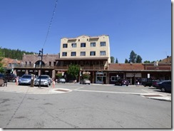 Truckee Commercial Row