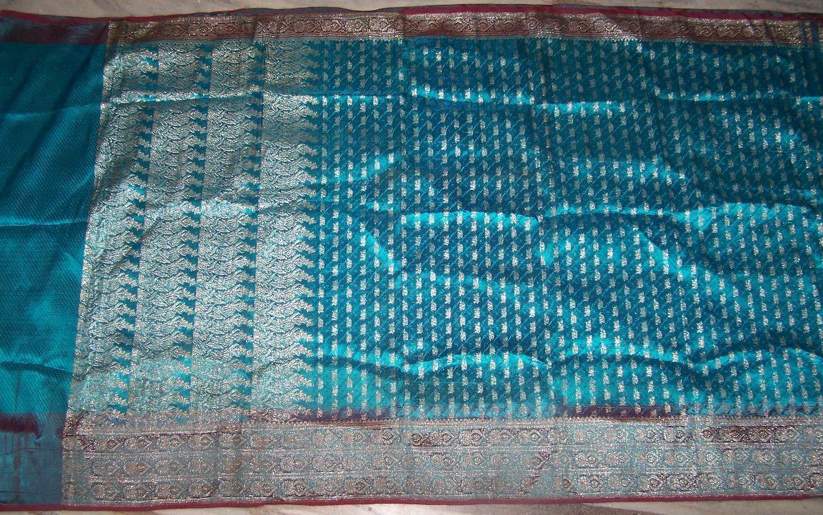 Sari Fabric 7. Bridal Silk