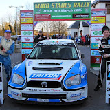 2015 MAYO STAGES