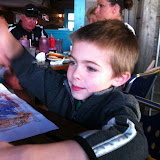 Bryan at Pompano Joes,  a restaraunt in Destin FL 03212012a