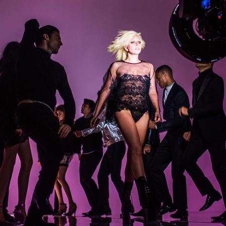 Lady Gaga for Tom Ford Womenswear SS16