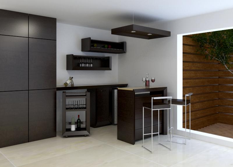Cm carpinteria proyectos - Focos para cocina ...