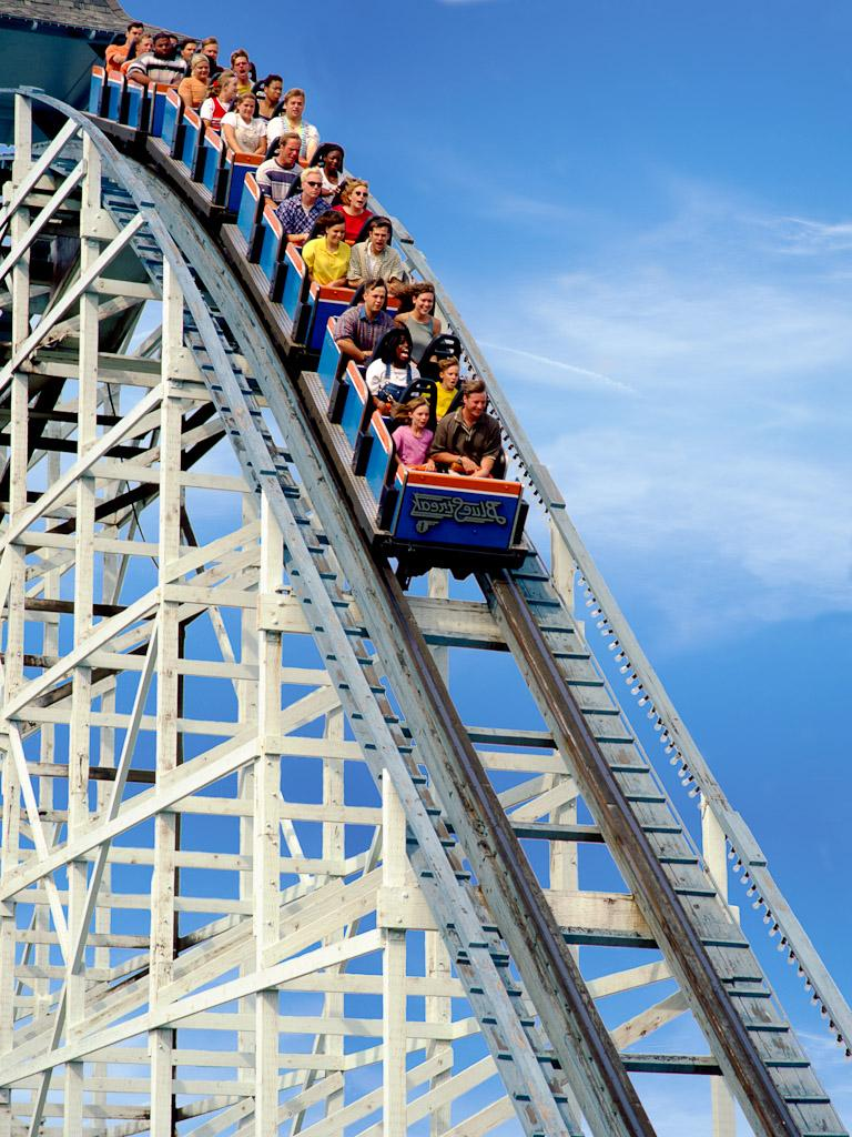 10 Theme Parks to See Before