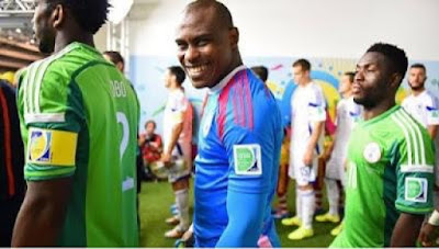 NFF Presidnt,Pinnick Extols As Enyeama's Mother Is Buried