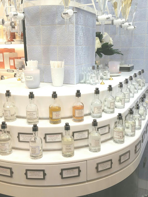 Fresh Marylebone perfume bar