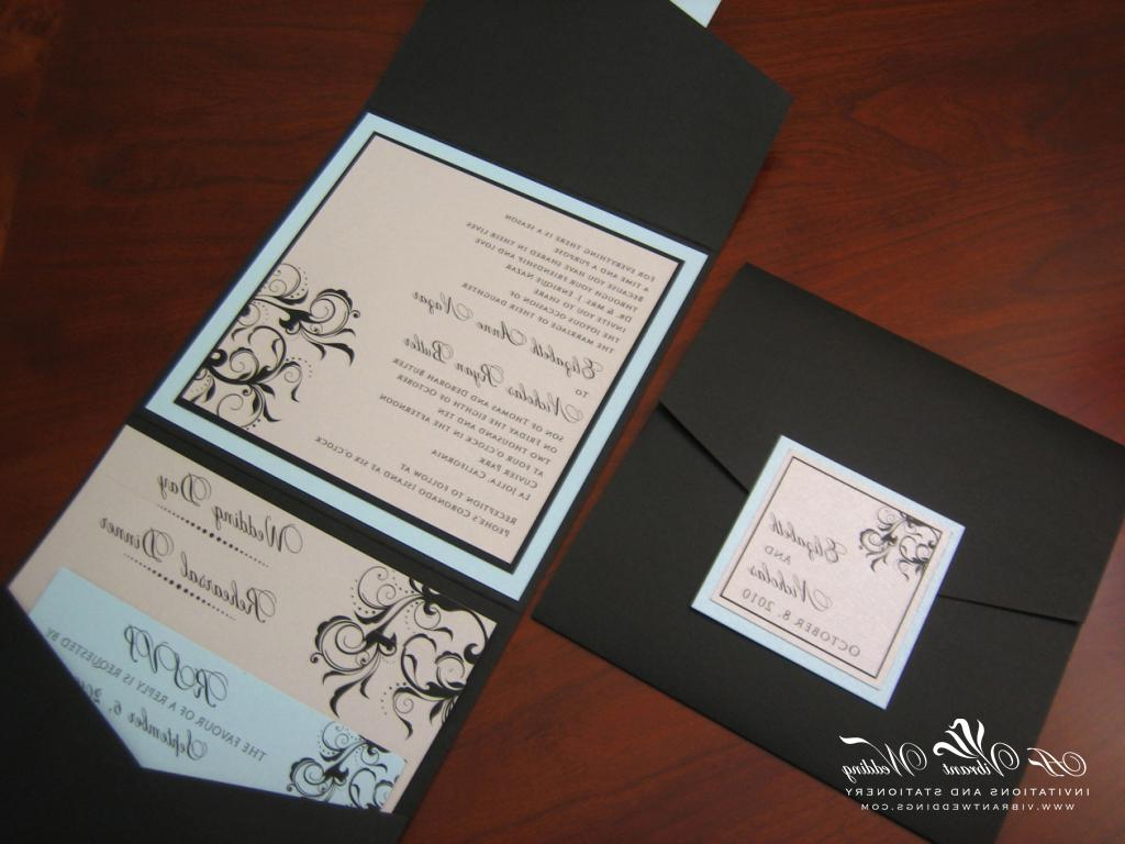 Black blue and Silver Wedding