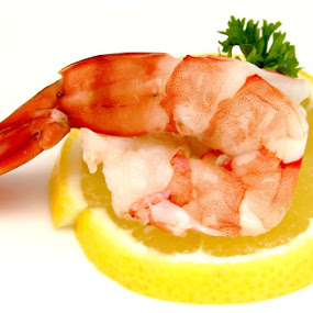 Boiled Prawn by Chef Faizal - Food & Drink Ingredients