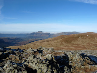 Skiddaw from Raise Summit