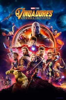 Baixar Filme Vingadores: Guerra Infinita (2018) Dublado Torrent Grátis