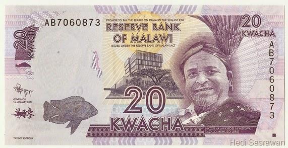 Mata uang Kwacha