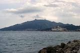 Uitzicht op Argasi.