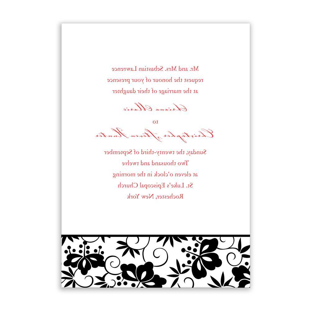 wedding invitation free