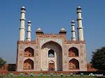 Mausolée d'Akbar à Sikandra