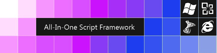 Microsoft All-In-One Script Framework