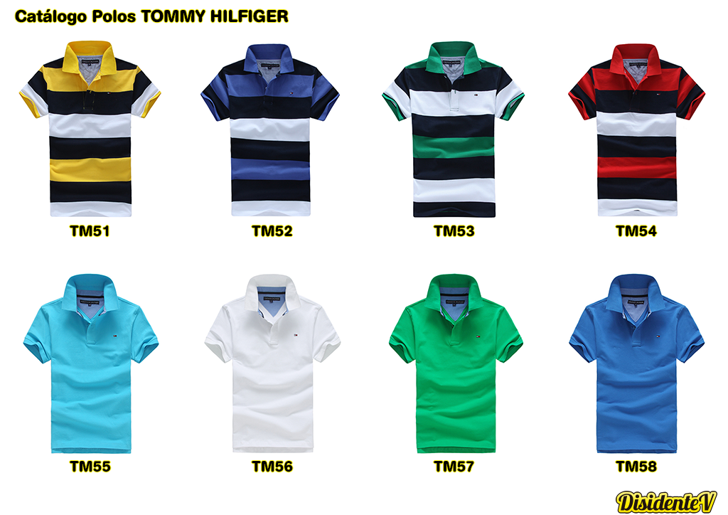 Polo Tommy Hilfiger Barato