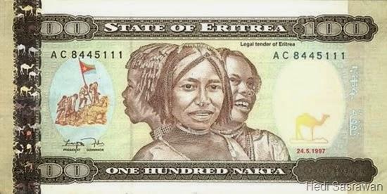Mata uang Nakfa
