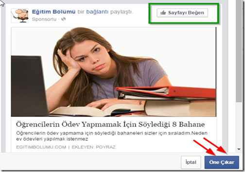 facebook-reklam-verme