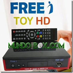FREEI TOY HD