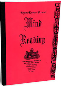 Cover of Kenton Knepper's Book Mind Reading
