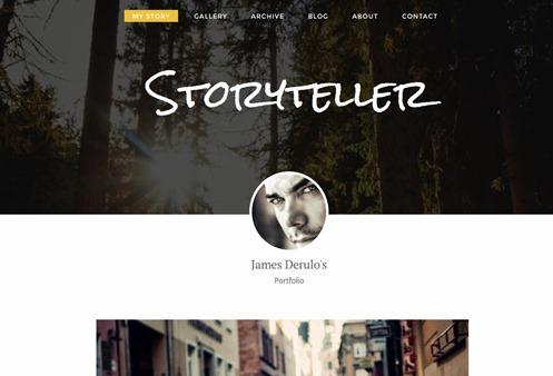 storyteller-template