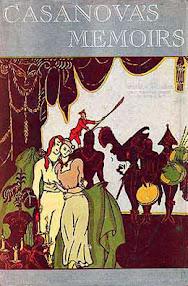 Cover of Giacomo Casanova's Book The Complete Memoirs Of Jacques Casanova De Seingalt