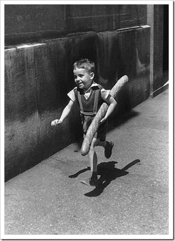 Willy Ronis, Le petit parisien