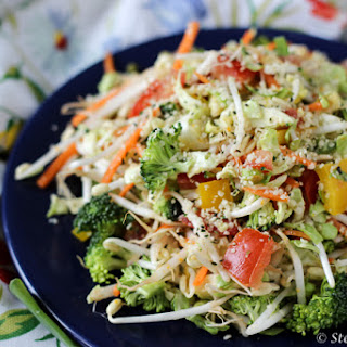 Bean Sprout Salad Orange Recipes