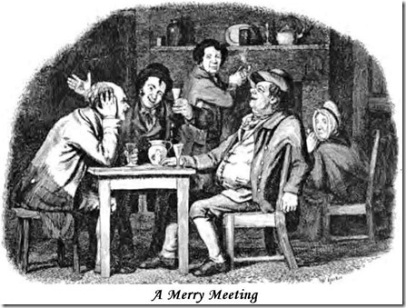 A Merry Meeting Geikes image electric scotland