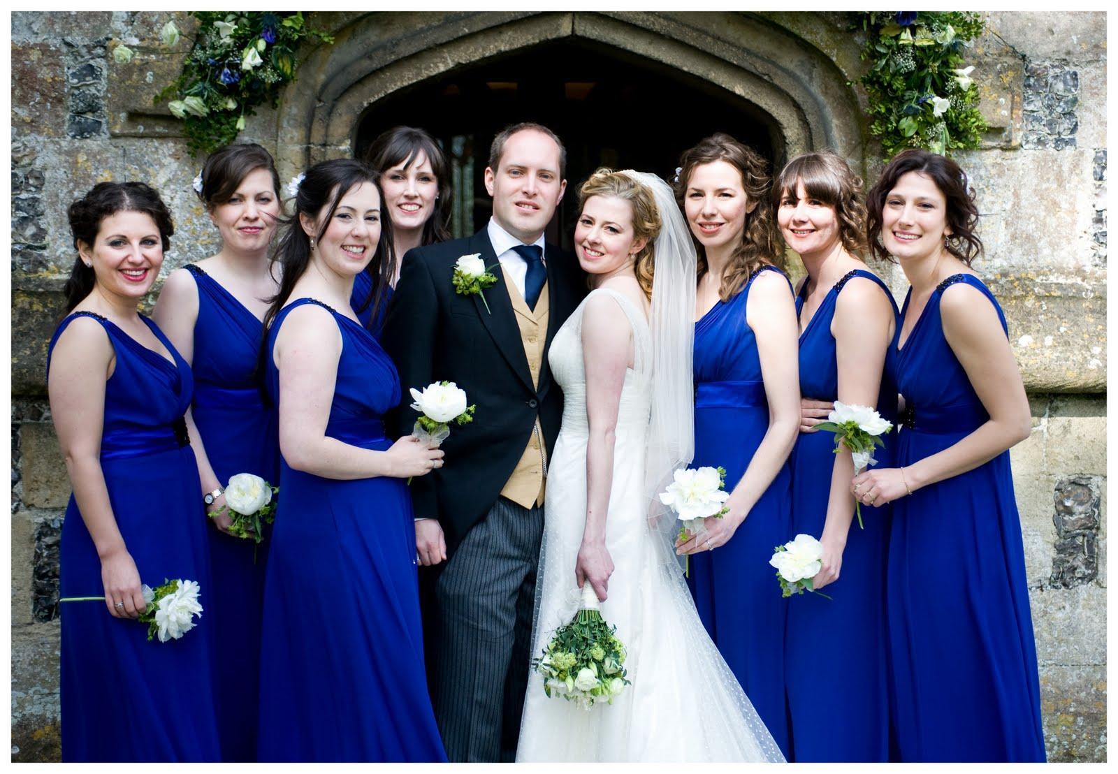 English Church Wedding: Jo