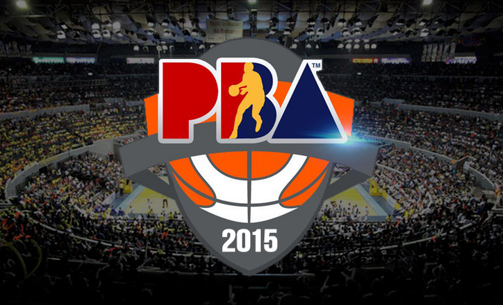2015 PBA GOVS' CUP Basketball Team Standing