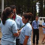 Promesa Scout de la Scouter de Scout May