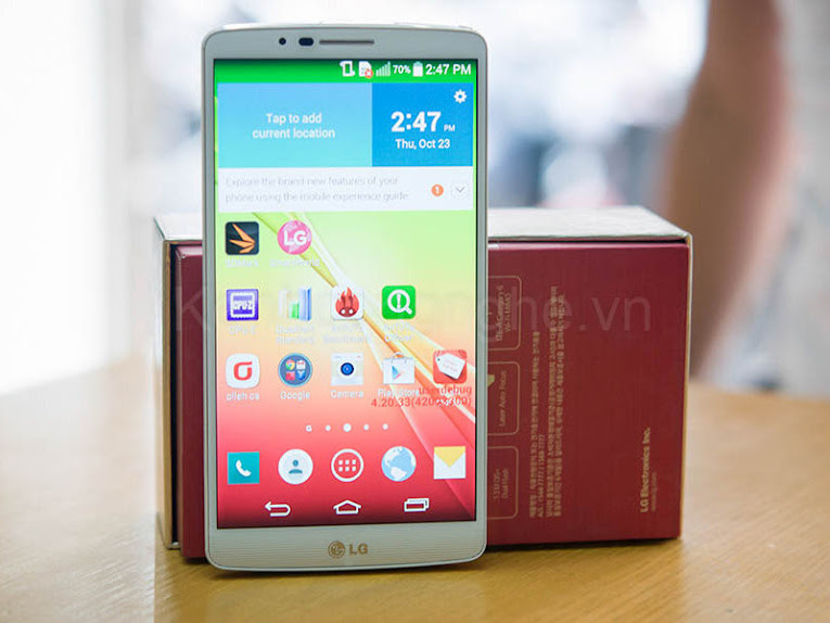 LG G3 Screen - Spesifikasi Lengkap dan Harga
