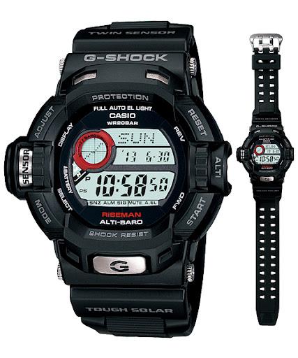 Jual Casio G-Shock   G-9200-1  2a3ce54652