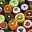 Fruit-Flavored Candy by Ari Wid - Food & Drink Candy & Dessert ( fruit, candy, flavor, flavored, fruity )