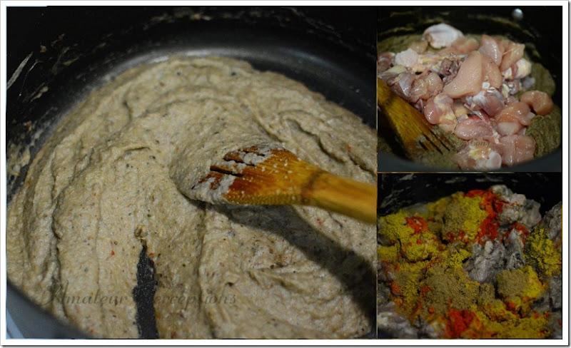 Chicken Moghalai Korma