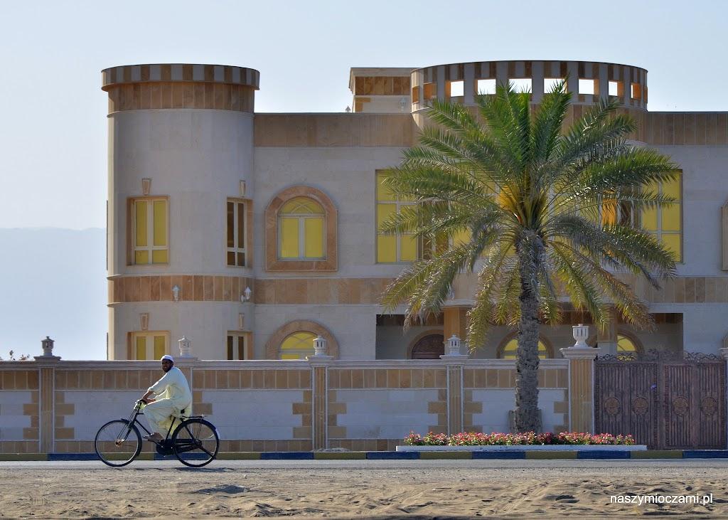 Na obrzeżach miasta Fujairah