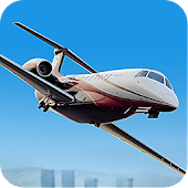 Game Fly Pilot Airplane Free War Jet Flight Sim 3D Game APK for Kindle