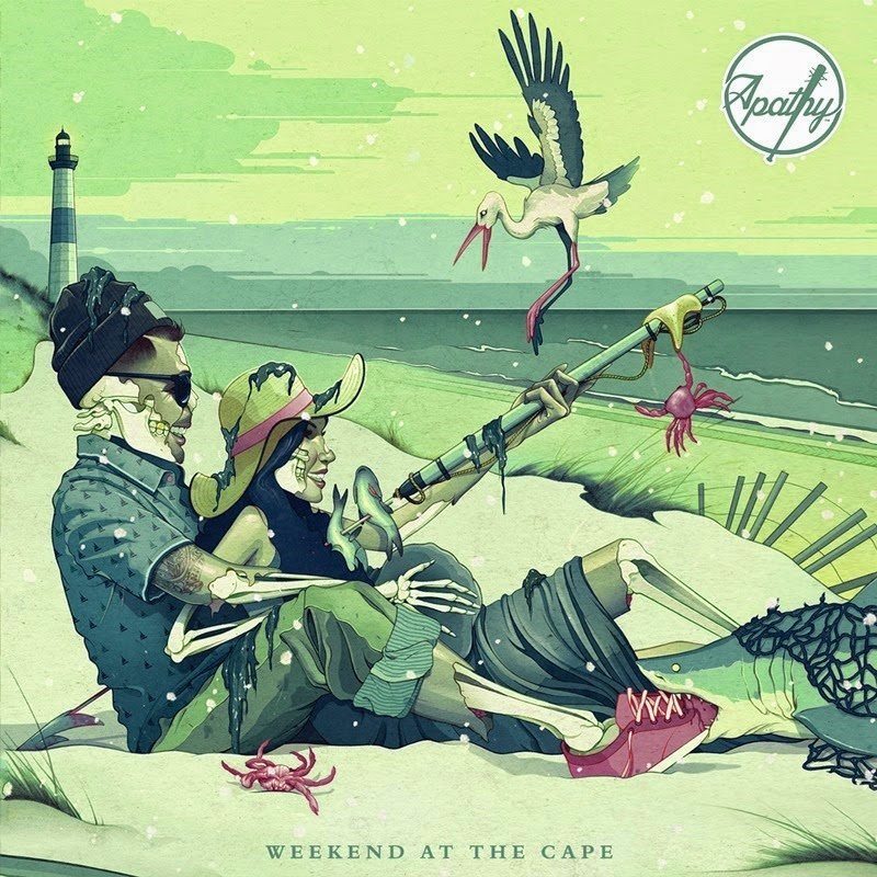DE AFARĂ: Apathy - Weekend At The Cape EP (2015)