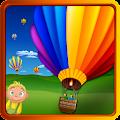 Kids Air Balloon Ride APK for Bluestacks