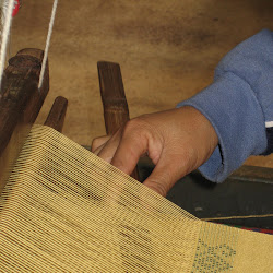 Project implementation of the Shan Camp Weaving Centre- September 2009
