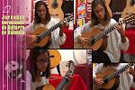 Un espíritu delicado, Paula Ballester, guitarra. Concierto de Jóvenes Intérpretes.