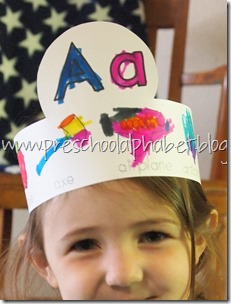 Preschool Alphabet: A is for Alphabet