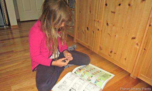 Reading-Comics